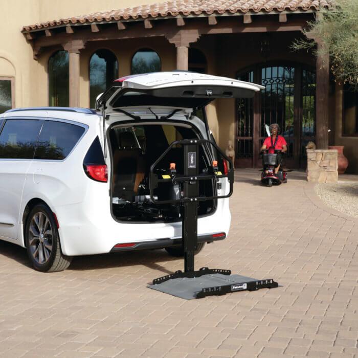 Bruno Joey Car Lift