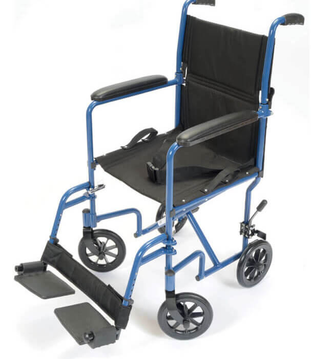 Mobb 8inch Transport Chair