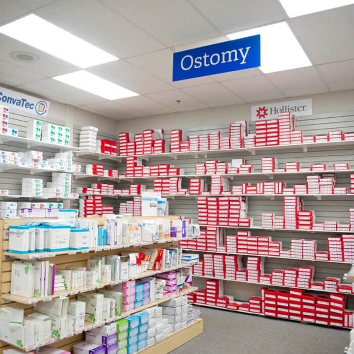 Congdons products Ostomy