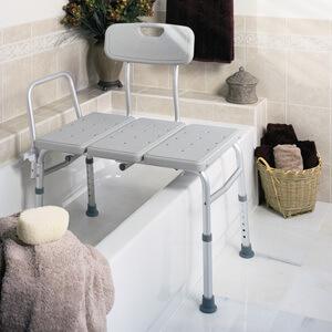Transfer Bench for Bath tub